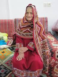 لباس محلی سنگسری