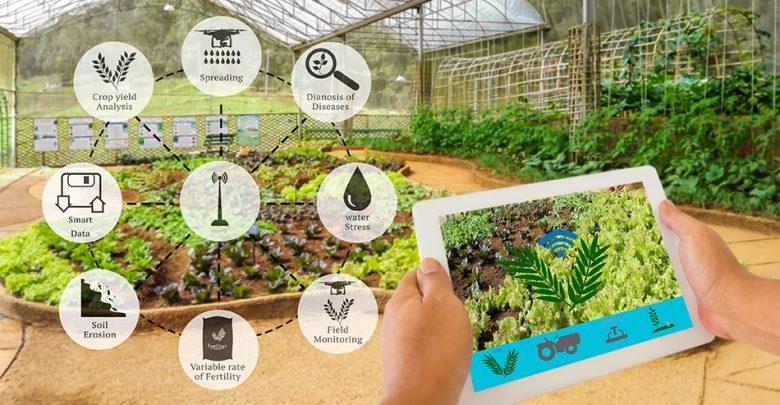 هوشمند سازی سیستم آبیاری قطره ای
