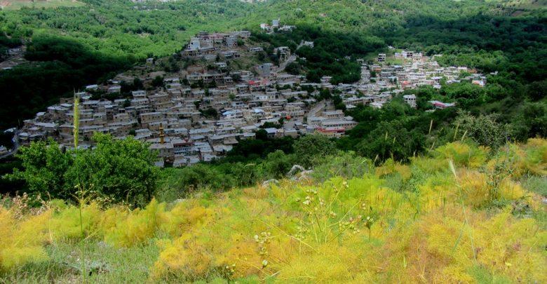 روستای خانقاه پاوه