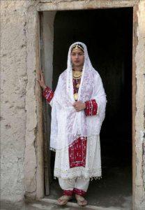 لباس محلی زنان سیستان و بلوچستان