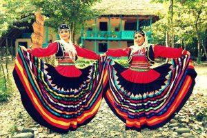 لباس محلی زنان گیلان