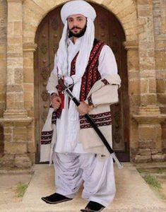 لباس محلی مردان سیستان و بلوچستان
