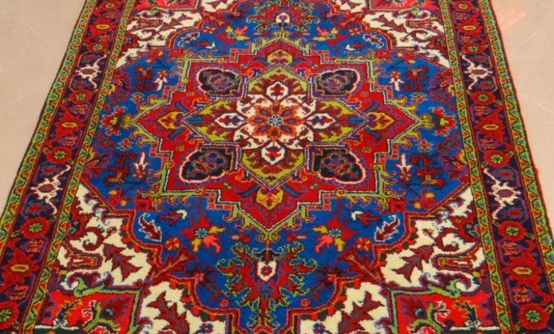 دوازدهمین دوره نمایشگاه فرش دستباف و تابلو فرش اراک 98