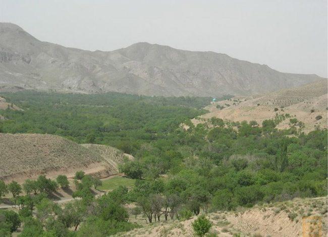 روستای کریمو از توابع بخش مرکزی شهرستان سرایان