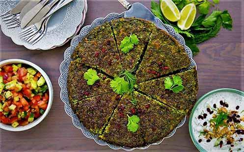 محبوبترین غذاهای محلی کرمانشاه