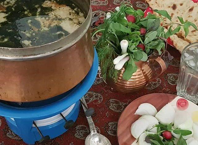 غذاهای لذیذ استان مرکزی