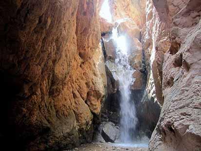 ایران زیباست؛ آبشار «مجن» شاهرود