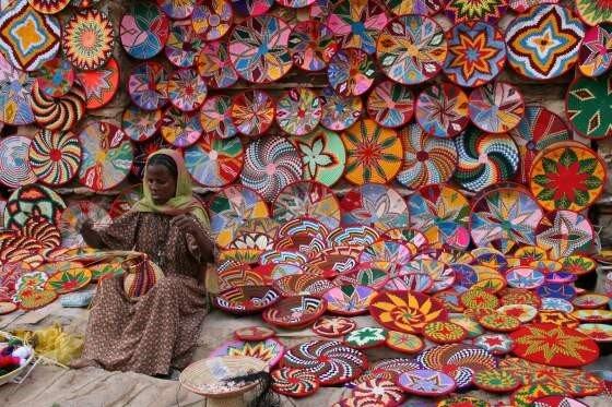 صنایع دستی و معماری در اتیوپی از کدو قلیایی تا حفر کوهستان