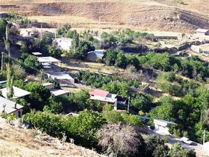 اجرای طرح پردیس روستایی در دو روستای استان قزوین