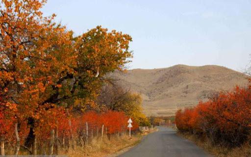 ایران زیباست؛ طبیعت پاییزی مناطق روستایی اهر