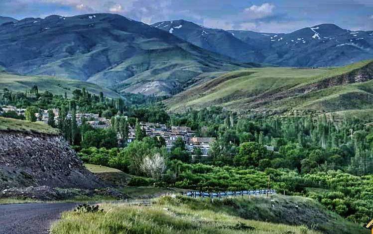روستای دستجرد