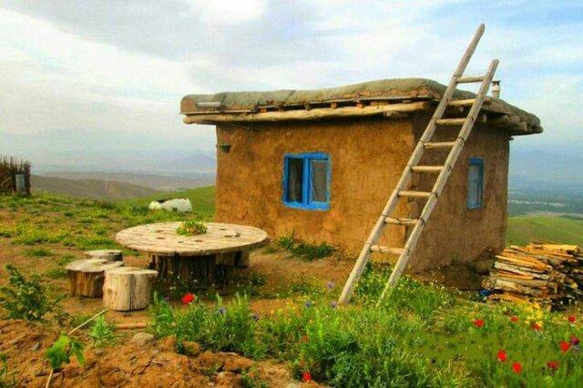 قُلک گردشگری در روستاها
