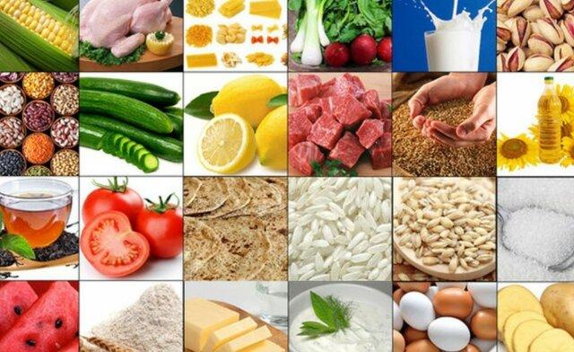 افزایش شاخص قیمت مواد غذایی به بیشترین میزان سه سال گذشته