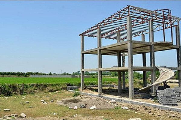هیچ چیزی مانع تخریب ساختوسازها در اراضی کشاورزی نمیشود