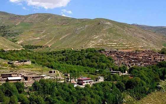 روستای حبشی در همدان