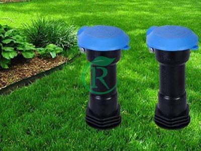 شرکت آراز سو صنعت-تولیــد شیرآلات و اتصالات آبیاری بارانی