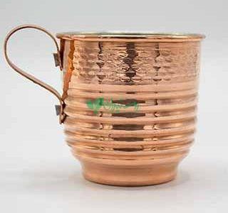 ظروف مسی صنایع دستی شوال