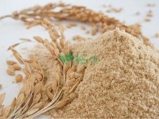 انواع سبوس برنج
