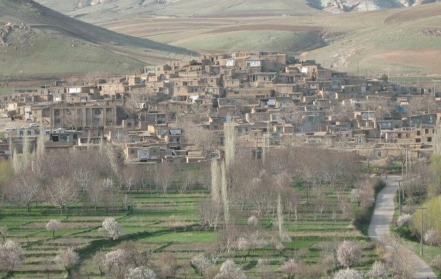 روستای اردبیلک قزوین