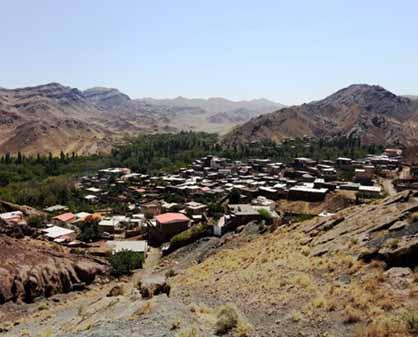 روستای خانک تفرش