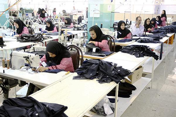 صنعت پوشاک ایران ظرفیت اشتغال ۲ میلیون نفری را دارد