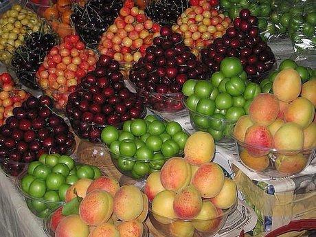 میوههای لوکس با قیمتهای لوکستر