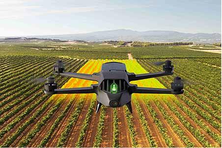 عکسبرداری زمین های کشاورزان کشور با پهپاد و هواپیماهای خدمات ویژه