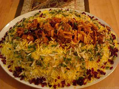 غذاهای سنتی استان قم