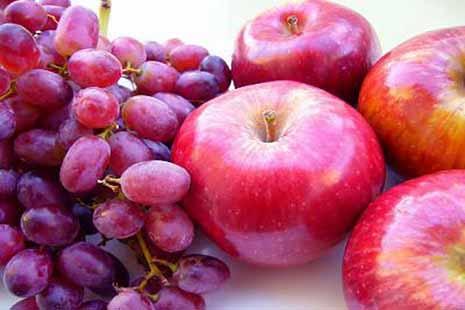 رونق کشاورزی در جاجرم فصل برداشت سیب و انگور رسید
