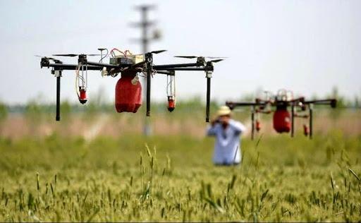 گسترش پرواز پهپادها بر آسمان عرصههای کشاورزی ایران کلید خورد