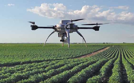 ورود پهپادها به ناوگان مکانیزاسیون کشاورزی مازندران