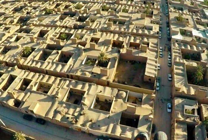 روستای چوپانانمنظم ترین روستای خشتی جهان