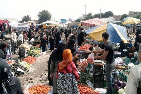 نخستین روستا بازار گلستان در گرگان راه اندازی شد