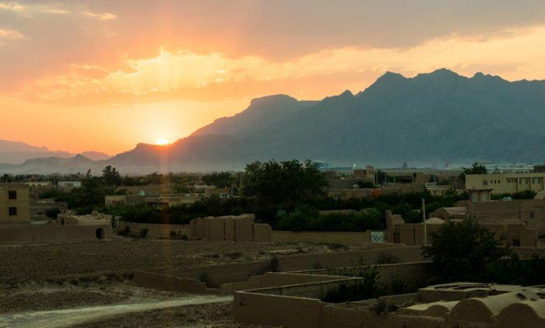 روستای سریزد ،شاهکار شهرنشینی ایران باستان