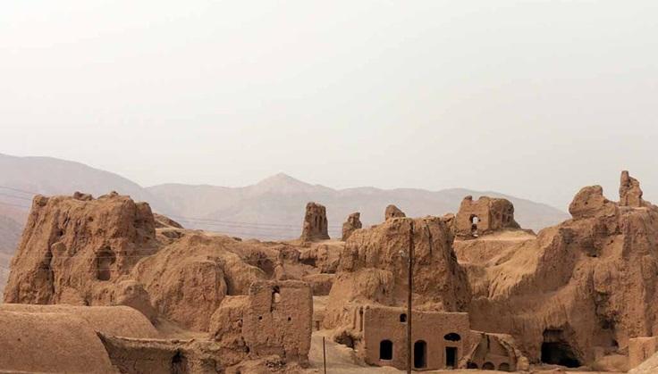 روستای پاده سمنان