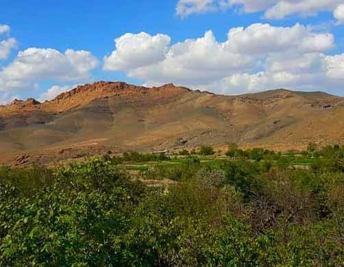 روستای ییلاقی هامانه