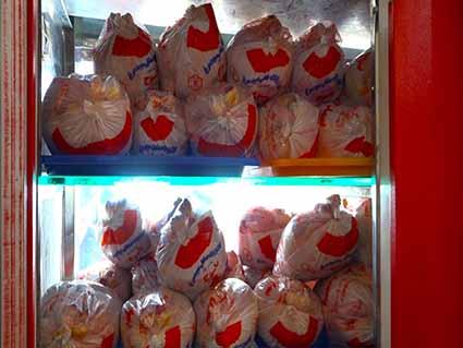 علل گرانی اعجاب انگیز مرغ در ماه اخیر