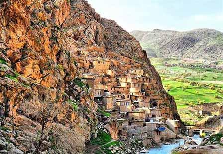پالنگان؛ ماسولهای در دل کردستان