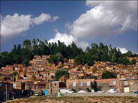 روستای زنوزق ، روستای تاریخی