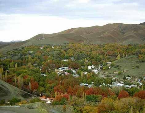 روستای سرخاب استان البرز