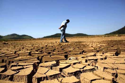 احتمال توقف رشد بخش کشاورزی به دلیل خشکسالی