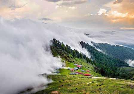 ایران زیباست؛ ارتفاعات «ماسال»