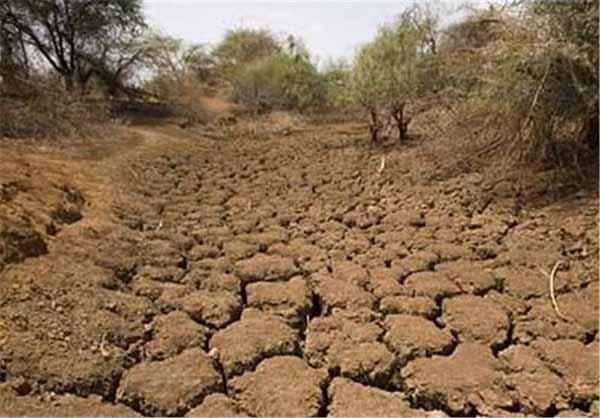 عمیق شدن زخم خشکسالی در خراسان شمالی