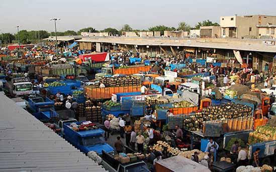 جزئیات قیمت عمدهفروشی انواع میوه و صیفیجات
