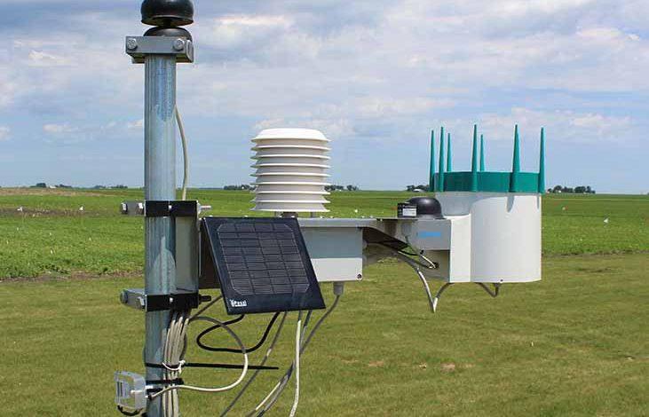 توصيه های هواشناسی کشاورزی از تاريخ 14 شهریور لغايت 18 شهریور 1400