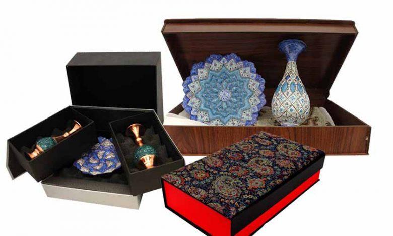 خلاء بستهبندی در صنایعدستی اصفهان
