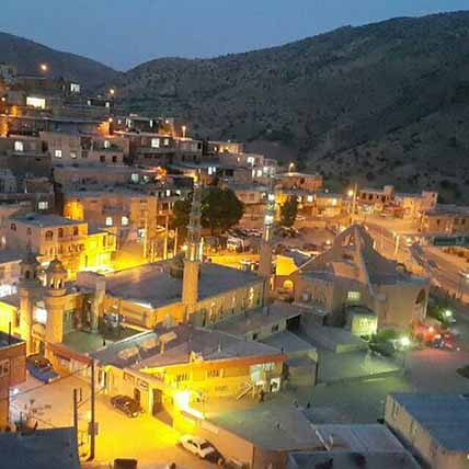 روستای نگل و قرآن تاریخی نگل