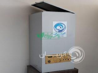 تجهیزات آبزیان در شرکت آبزیبان