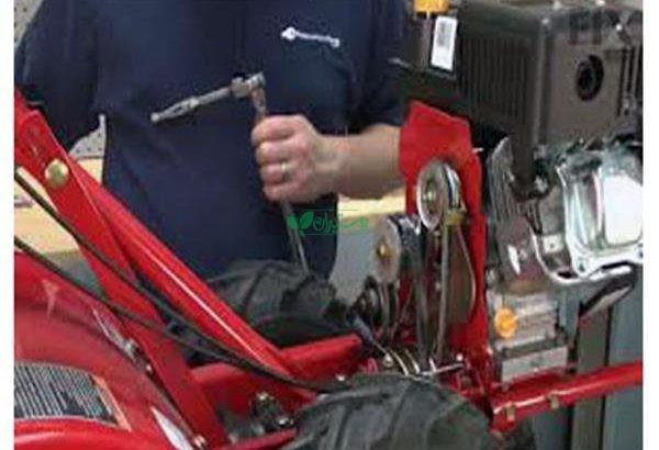 تعمیر ماشین آلات کشاورزی